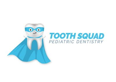 Tooth Squad New Business Branding Package