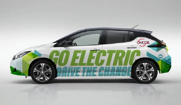 Oncor Electric Vehicle Campaign
